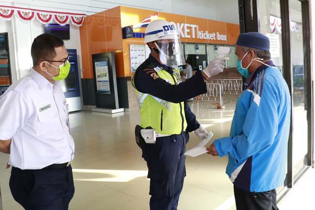 KA Sindang Marga Kembali Beroperasi, Pembelian Tiket Secara Online