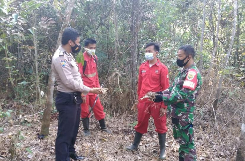 TNI Terus Sosialisasikan Bahaya Karhutla