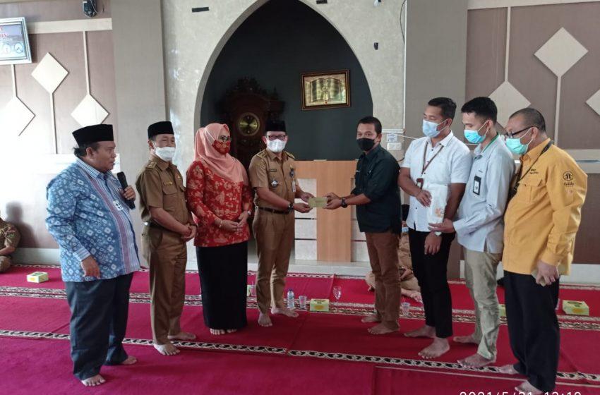Penyegaran Rohani Siswa, PBNU Kunjungi SMA Negeri 3 Palembang