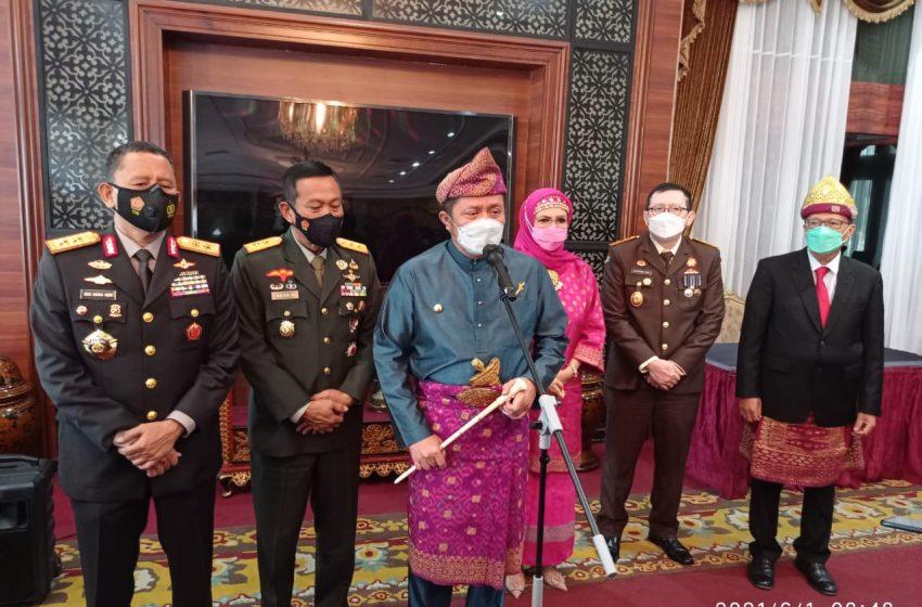Gubernur Sumsel Imbau Perbedaan dijadikan Kekuatan Negara