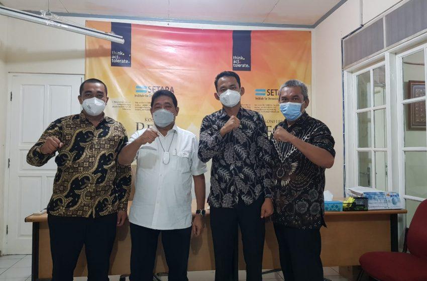 Tindak Lanjut Pertemuan Dengan SMSi, Petani Sawit Kopsa M Laporkan PTPN V ke KPK dan Bareskrim Polri