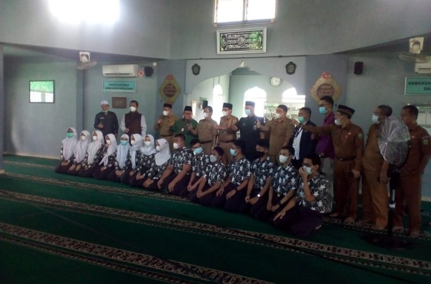 Cak Amir Imbau Guru Dan Murid Hindari Paham Radikalisme