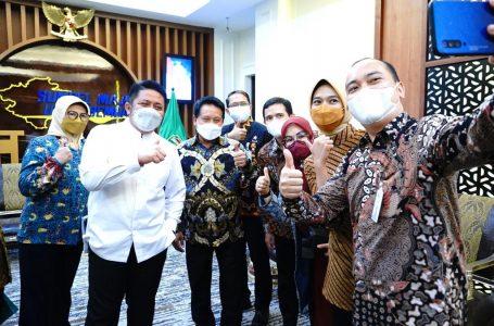 Herman Deru Minta BSI Turut Melestarikan Kearifan Lokal