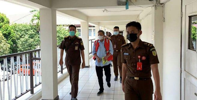 Mantan Bupati Muara Enim Divonis 8 Tahun Penjara
