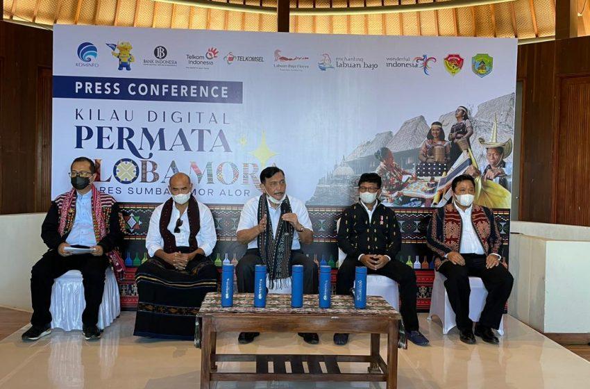 Gerakan Nasional Bangga Buatan Indonesia Dorong Transformasi Digital UMKM NTT