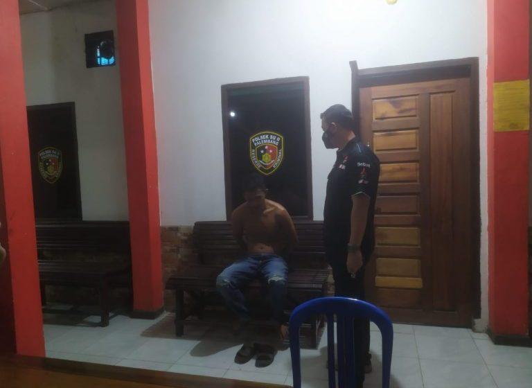 ABK Tabrak Polisi Saat Gelar Razia Rutin