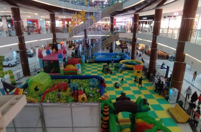 Meraih Untung dari PPKM Palembang, Opi Mall Tutup Menjelang Larut Malam