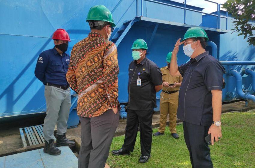 PT TSM Bakal Kelola Air Bersih PT ATS