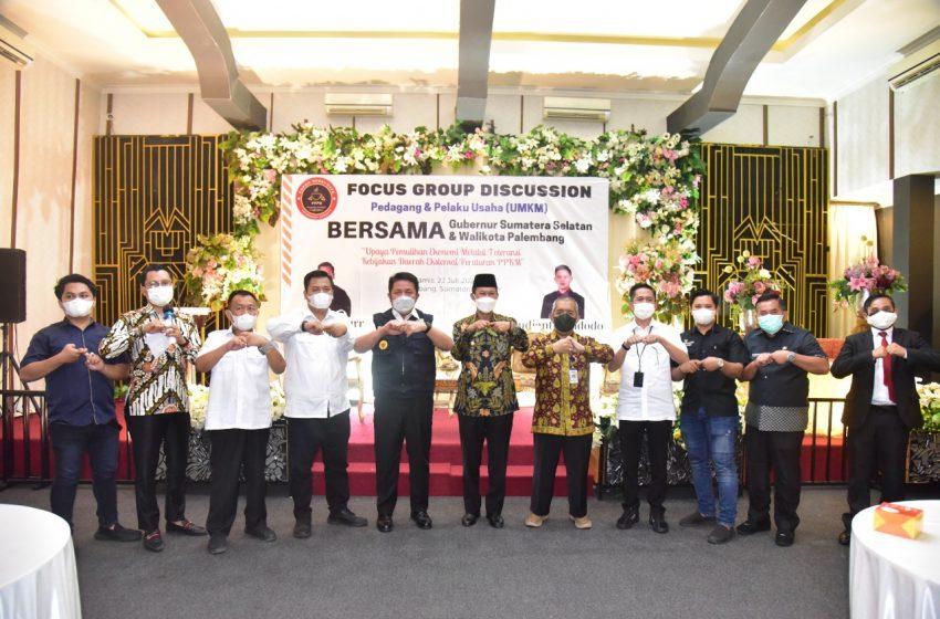 Pelaku UMKM Mengaku Lega, Jika Ada Kelonggaran Jam Operasional