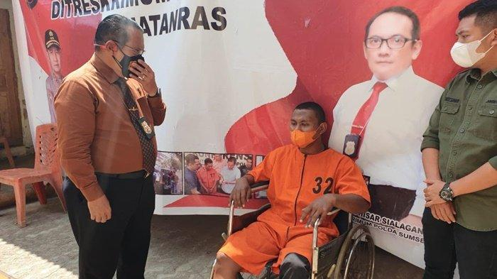 DPO 4 Bulan, Pelaku Penyiraman Air Keras Ditangkap di Lampung