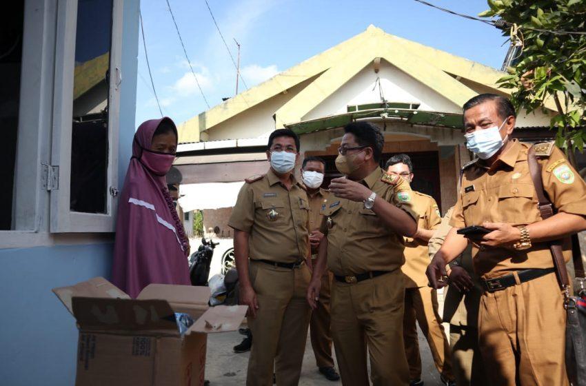 Program Bedah Rumah Gubernur Sumsel Libatkan Guru dan Siswa SMKN 2 Palembang