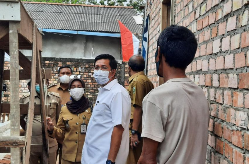 Disperkim Sumsel Jadi Pilot Project Perumahan di Indonesia