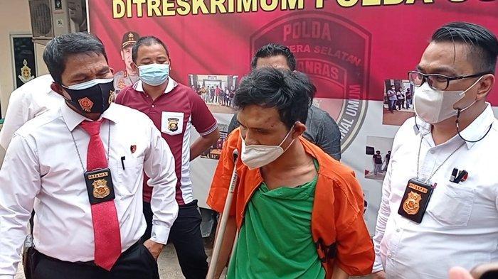 DPO Kasus Penodongan di Jembatan Ampera Diringkus saat Pulang ke Palembang