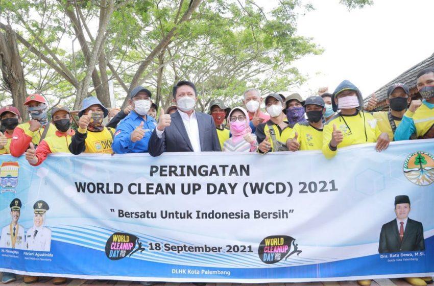 Peringati WCD, Herman Deru – Milenial Gelar Aksi Selamatkan Bumi
