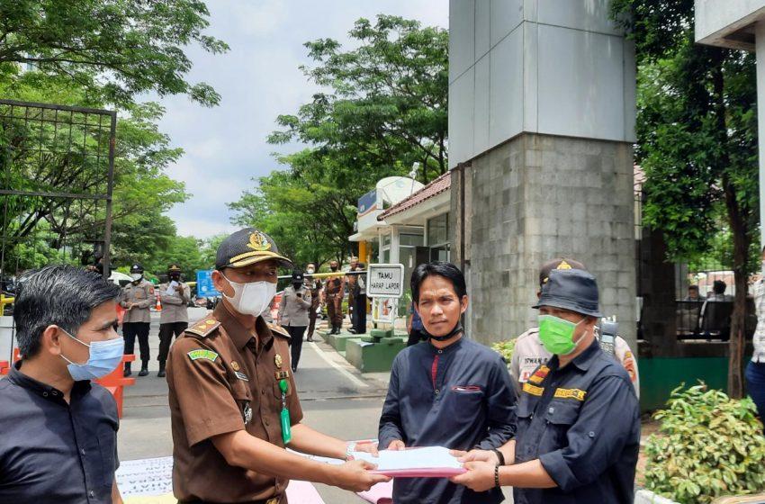 Laporan Dugaan Korupsi di Kabupaten Tak Direspon, KPK Nusantara Datangi Kejati Sumsel
