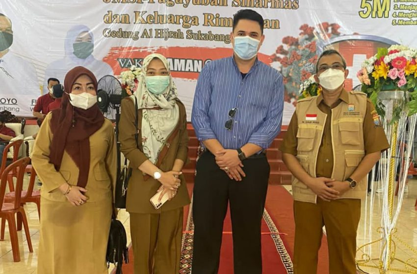 Di Era Pandemi Covid 19, Gedung Al Hijrah Jadi Sentra Vaksin