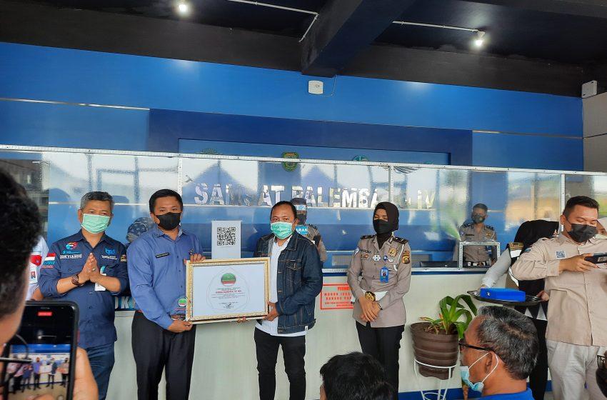 Samsat Palembang IV: Via Qris dan EDC, Bayar Pajak Bisa di Mana Saja