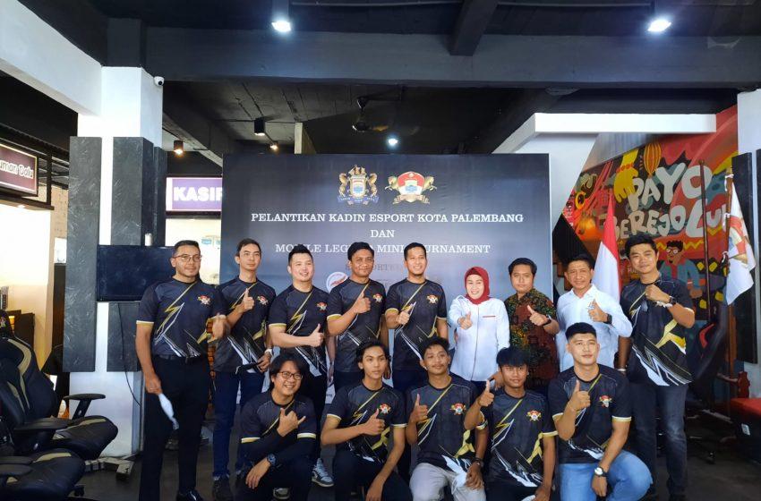 Kadin Kota Palembang Bentuk Kadin Esport