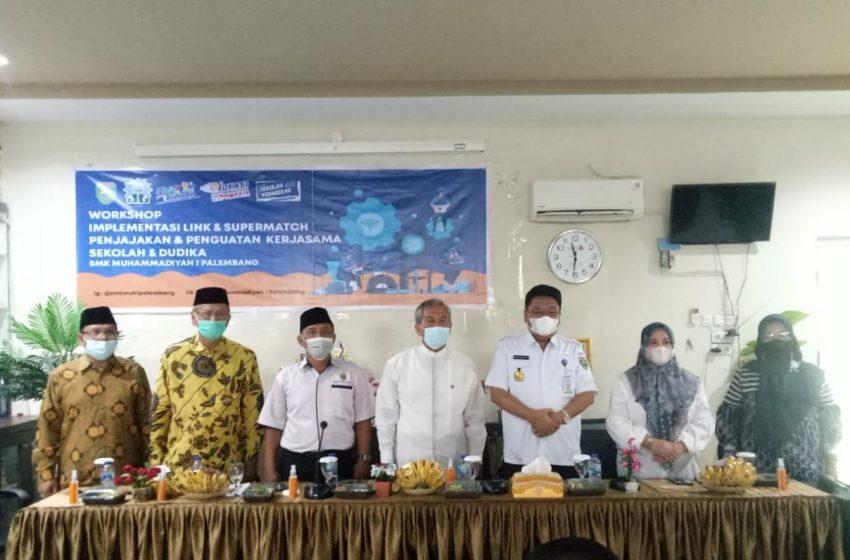 Disdik Dukung SMK Muhammadiyah I Bersama DIDUKA dalam Workshop Penjajakan